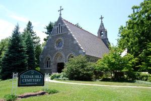 Cedar Hill's Northam Memorial Chapel