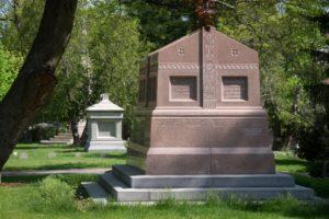 J. P. Morgan Monument
