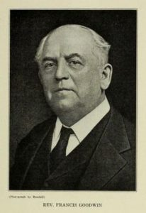 Rev. Francis Goodwin